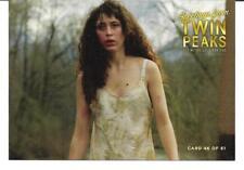 TWIN PEAKS GOLD BOX POSTCARD #46 RONETTE POLASKI (PHOEBE AUGUSTINE) POST CARD