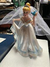 figurine Disney haute couture Cendrillon