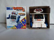 "ROBOT YONEZAWA "" BIG-M "" MADE IN JAPAN + BOITE JAPONAISE 1978 NEUF"