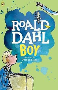 Boy: Tales of Childhood By Roald Dahl NEW (Paperback) Childrens Book