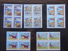 More details for greece 1995 jason and the argonauts set in block x 4 mnh