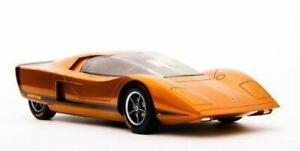 New Apex Replicas Holden Hurricane 1969 Concept Car Orange 1:18  AC8001