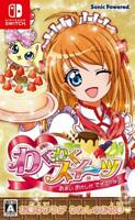 Nintendo Switch Waku Waku Sweets Amai Okashi Japan F/S