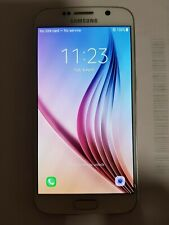 Samsung Galaxy S6 G920 - 32GB - Unlocked SIM Free Smartphone