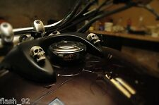 2 The Skulls Ignition/Tank Panel/Cover Yamaha Royal Star Venture / Tour Deluxe‏