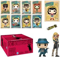 FUNKO POP!: DC COMICS BOMBSHELLS DELUXE COLLECTORS BOX - BATMAN #258 *UK STOCK*