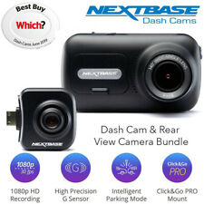 "Nextbase 322GW + Rear View Camera Bundle 2.5"" HD 1080p HD Bluetooth Dash Cam"