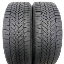 2 Stück 225/60 R17 - Bridgestone - Blizzak Lm-80 - Winterreifen - 99H