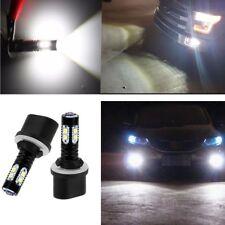 2x 880 890 892 899 50W White CREE High Power LED Fog Light Bulbs Extremely