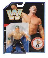John Cena - WWE Retro Wrestling Figure WWF Hasbro Style Mattel - NEW