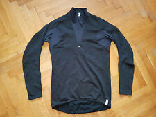 Assos Interactive Base Layer Stretch Fitted Long Sleeve Winter Jersey Size XS