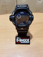 Vintage G-Shock G-9200BW Dragon Riseman All Black Edition Solar Alti-Baro Thermo