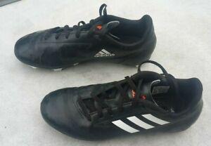 Kickschuhe Fussballschuhe Adidas 36 2/3 getragen sehr guter Zustand schwarz