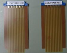 Accuphase P-300 Two 10X1 Card Extender Extender Pair Riser in KIT FORM