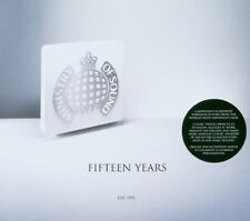Ministry Of Sound Fifteen Years (3xCD) MAW BT Van Helden Eric Prydz Jaydee Gus