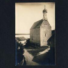 UNTERSCHONDORF Ammersee Oberbayern / Landsberg / Kirche * Foto-AK um 1910