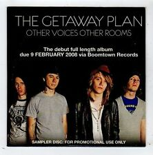 (FZ28) The Getaway Plan, Other Voices Other Rooms - 2008 DJ CD
