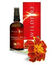 Wildfire  All over Pleasure Oils 4 n1 (Red) 100mls