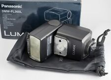 EXCELLENT Panasonic LUMIX DMW-FL360L External Flash