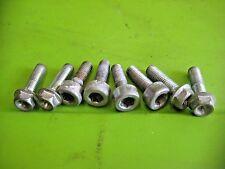 96 Honda CBR 900 900rr CBR900 CBR900RR Foot Peg rear set rest bolts screws 97 98