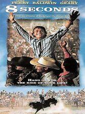 8 Seconds (DVD) Luke Perry, Stephen Baldwin, Cynthia Geary, James Rebhorn, Carr