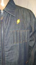 veste jeans rare Walter Van Beirendonck & Wild & Lethal Trash taille L
