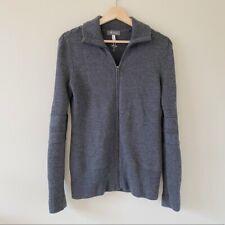 Ibex Women's Merino Wool Chroma Full Zip Knit Jacket Sz Small