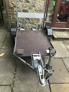 TRAILER- WILL CARRY GOLF BUGGY OR MOBILITY SCOOTER