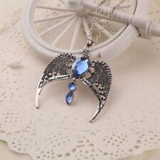Harry Potter Fan Ravenclaw Lost Diadem Horcrux Tiara Crown Pendant Necklace #sw