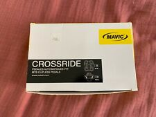 Mavic Crossride Sl Pedals New Nib Time Atac