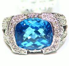 Vittoriano 14k oro diamante naturale TOPAZIO Samuel B Behnam bjc
