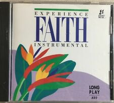 Integrity Worship!   Experience Faith Instrumental CD 1991 Rare