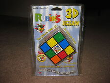 Cardinal Rubik's 3D Jigsaw Puzzle - Official - Brand New & Sealed
