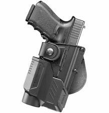 *BUNDLE* RBT17G Fobus Tactical Holster +Flashlight&Laser protection, Glock 17,22