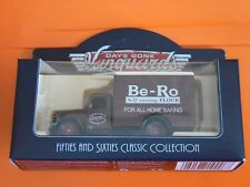 Lledo No 59005 - Vanguards Diecast Model Of A 1950 Bedford 30cwt Truck - BE-RO