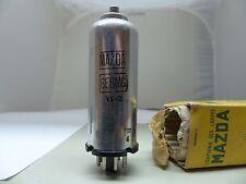 6e8mg v1-2 Mazda Radio Tube Valvola NOS / NIB 電子管 #77-0