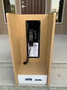 Vintage Payphone MTS Mobility Payphone