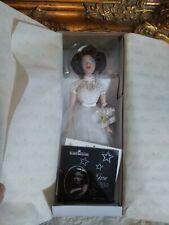 "Ashton Drake Gene ""Monaco"" bride Doll New in Box Cert of Authenticity"