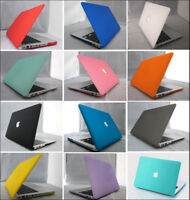 Rubberized Matte Hard Case Frosted Skin Cover for macBook Air 13'' A1369 A1466