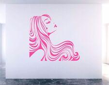 Hair Stylist Beauty Salon Business Decal Sign Wall Window Decal Sticker Art