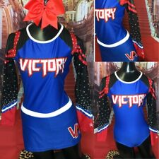 All Stars Real Cheerleading Uniform Adult Sm Bodysuit