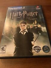 Harry Potter and the Order of the Phoenix (Sony PlayStation 2, 2007)
