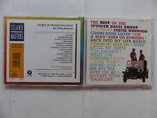 CD Album SPENCER DAVIS GROUP ft STEVIE WINWOOD The best of : Gimme some love, ..