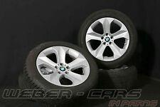 BMW X6 E71 19 Zoll Alufelgen Winterreifen 255 50 R19 Satz Winter Kompletträder