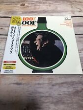 THE TUBBY HAYES ORCHESTRA 100% Proof UCCM-9133 CD JAPAN 2003 NEW