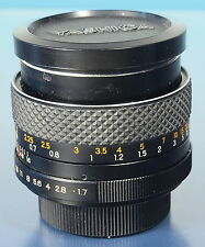 Yashica 1.7/50mm Objectivement Objectif lens Yashinon DS-M - (40364)