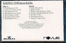 Keeping Time by Jason Rebello (Cassette, Sep-1993, Novus) SEALED NEW