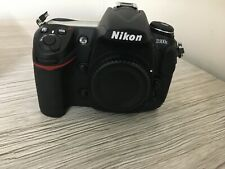 Nikon D300S 12.3MP Digital SLR Camera - Black (Body Only)