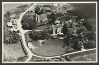 Postcard Penhurst nr Battle Sussex aerial view RP