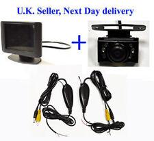 "Wireless Parking Reverse 3.5"" video & Nightview Camera"